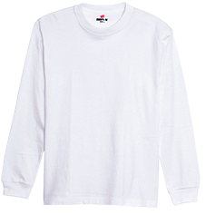 BEEFY T<sup><sup>®</sup></sup> ロングスリーブ Tシャツ