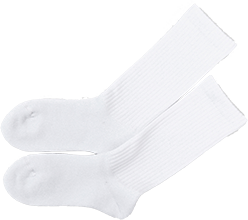 Hanes PREMIUM Cushion Crew Socks