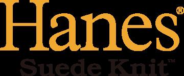 Hanes Suede Knit